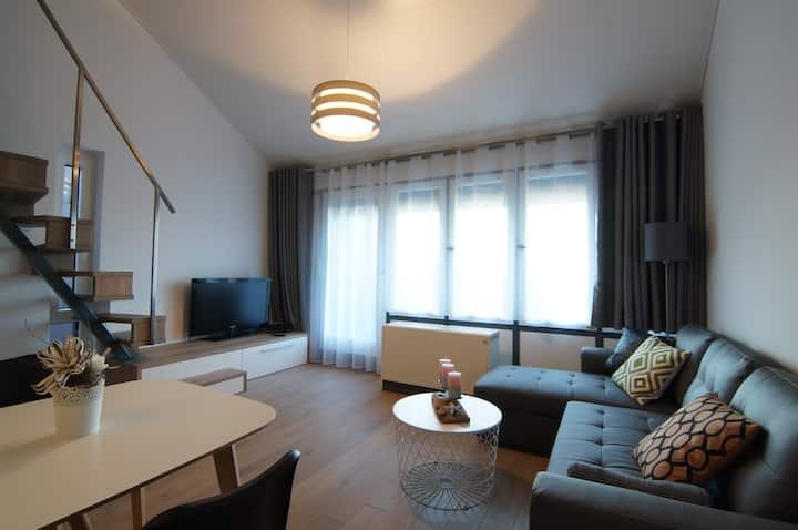 Modernes Duplex in Sasbachwalden