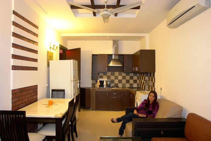 Indian Luxury homestay & Studio Apartment
