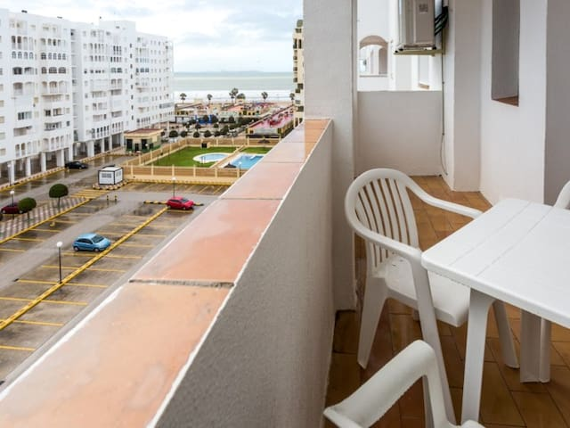[771] Two-bedroom apartment with sea views