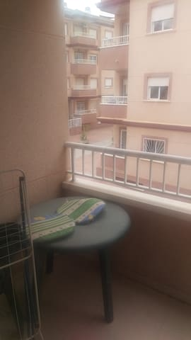 Two Bedroom First Floor Apartment (shared pool) - Algorfa