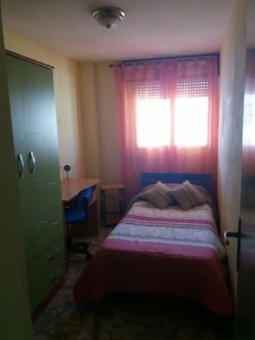 Céntrica habitación privada bonita y confortable - San Cristóbal de La Laguna - Ev