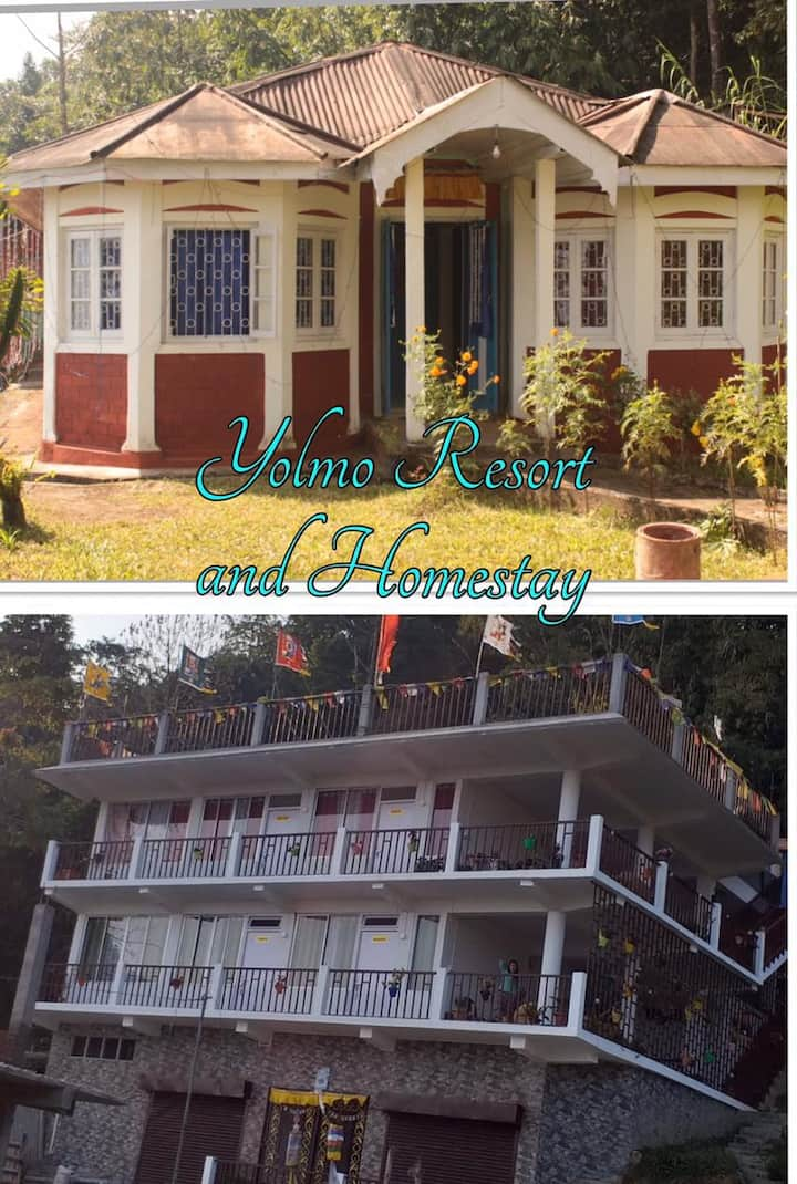 Yolmo resort and homestay (home away from home)