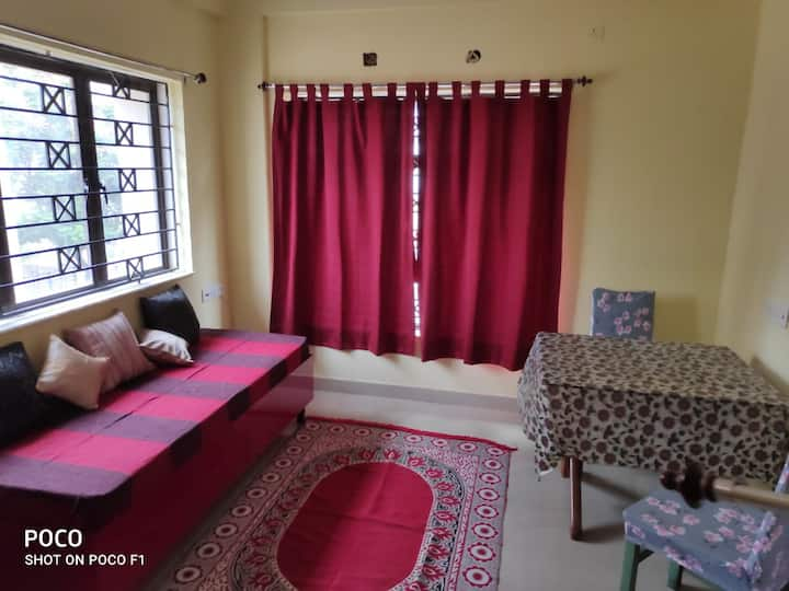 EXCLUSIVE SERENE FLAT (shared ) NEW TOWN (1)