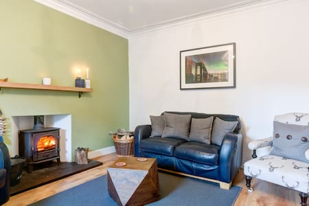 Fishermans Flat - Beautiful River Views - Broughty Ferry, Dundee - Daire