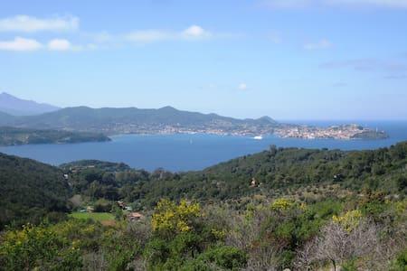 Casa del Macinino, nella natura dell'isola d'Elba