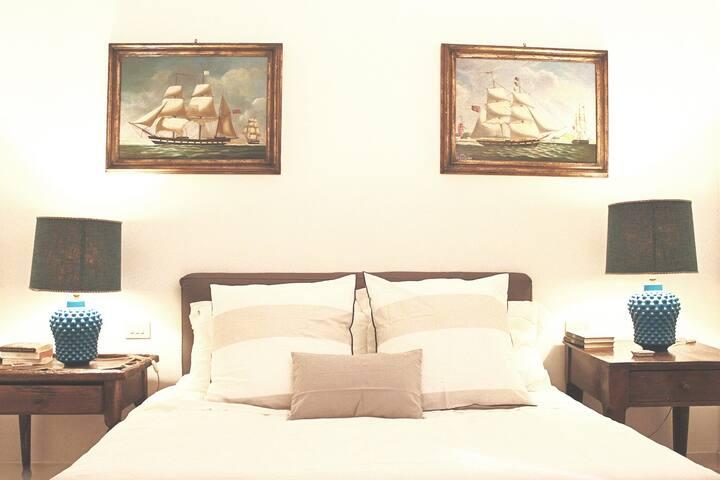 B&B Casa Chinaski - La Cassata room