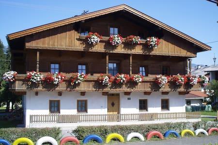 Ferienwohnung im Bauernhaus Seppen - Reith im Alpbachtal
