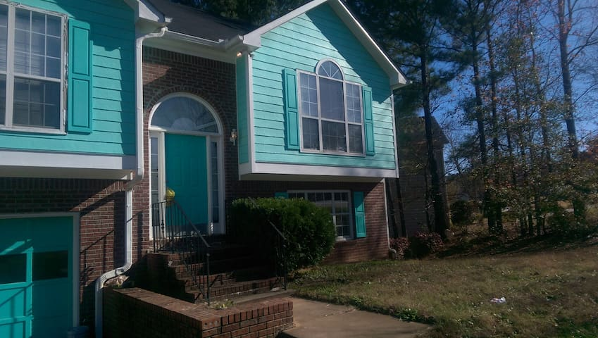 :V.A.-Domicile-Residential-Space Good for Families - Jonesboro - Apartment-Hotel