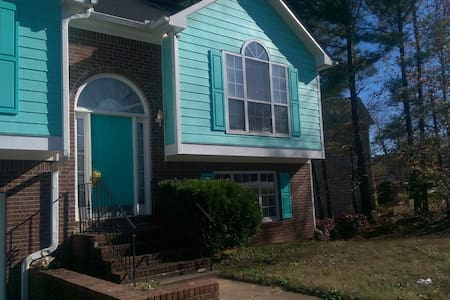 :V.A.-Domicile-Residential-Space Good for Families - Jonesboro - Serviced flat