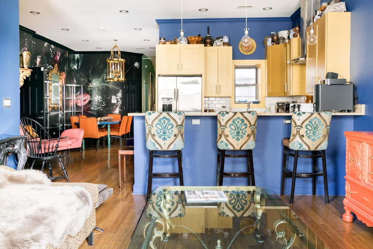 Bold and Bright Owner's Flat in Design District