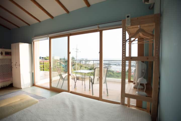 Ocean View Balcony Room in Bule
