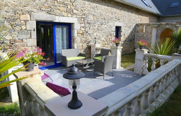 Anna Breizh au Pays de Abers - Lannilis - House