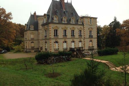 Gîte du Château de Prélay - Broye - ปราสาท