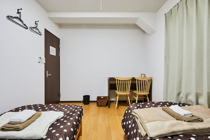 E# Renewal Open!! Near Asakusa,ueno New & Clean!! - Taito - House