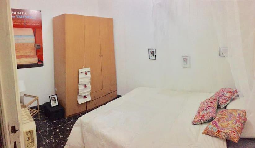 Amplio apartamento en Valencia. - València - Appartement en résidence