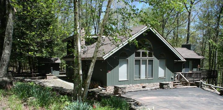 Windham, NY - North ridge house