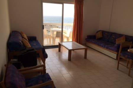 Chalet in Las Salinas Anfeh with Exceptional View - Anfeh - Bungalo
