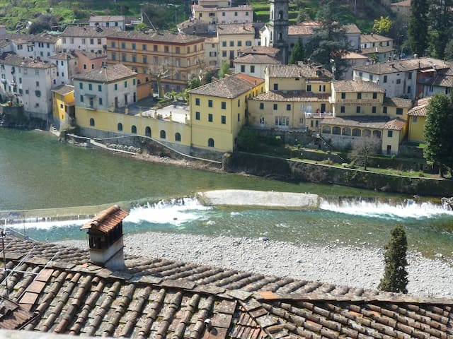 Casa Bagni Caldi - Bagni di Lucca - Huoneisto