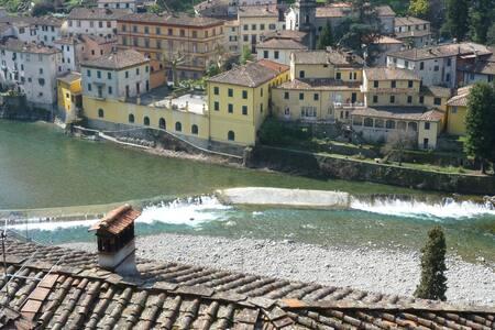 Casa Bagni Caldi - Bagni di Lucca - Apartament