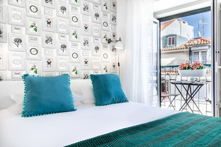 "LoveLisbonApartments ""ALFAMA BEST BALCONY"""