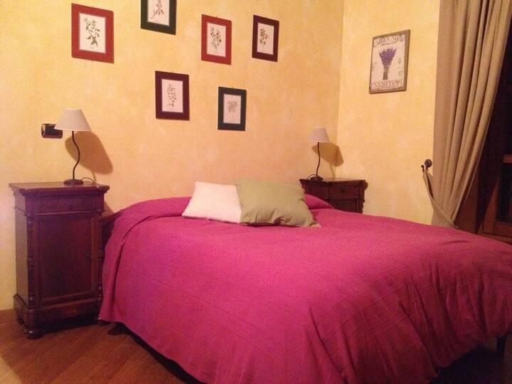 La Pradellina 67 Room Lavanda