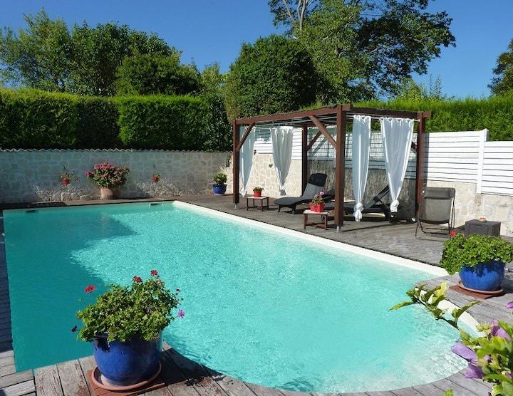 Chambre D'Hôtes et Table d'Hôtes en Sud Charente