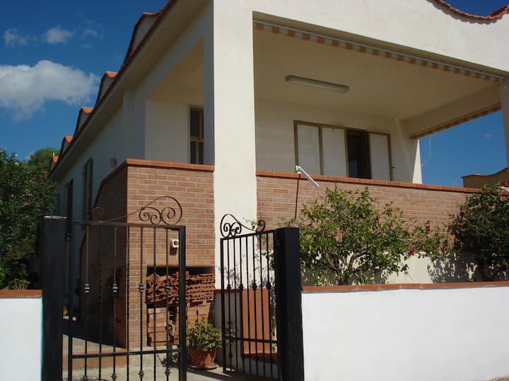 Villa Sortino a Seccagrande