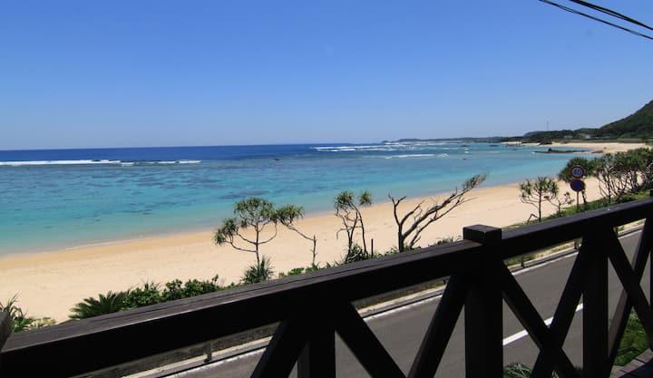 用の家-yūnoya-目の前に広がる美しいビーチを独占!空港から12分✈︎