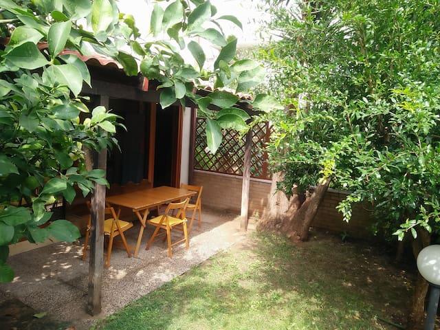 Luminoso appartamentino con giardino - Francavilla al Mare - Haus
