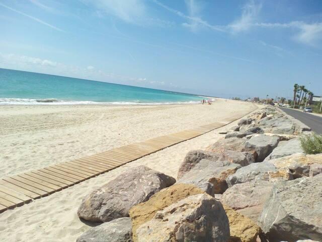 Almazora Playa Castellon - Almassora - Casa adossada