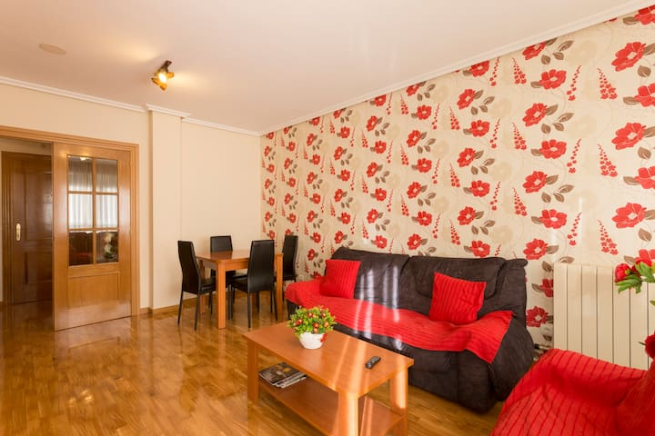 Venid que os encantara - Logroño - Appartement
