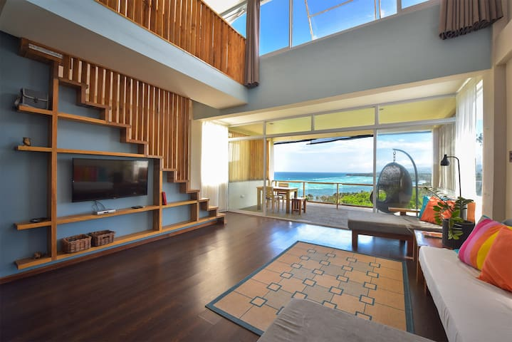 2 BR villa with an  ocean view - Malay - Villa
