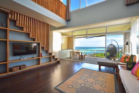 2 BR villa with an  ocean view - Malay - Villa