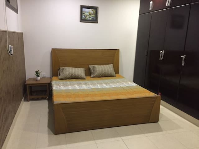 One bed ind portion safari villas Bahria Town rwp