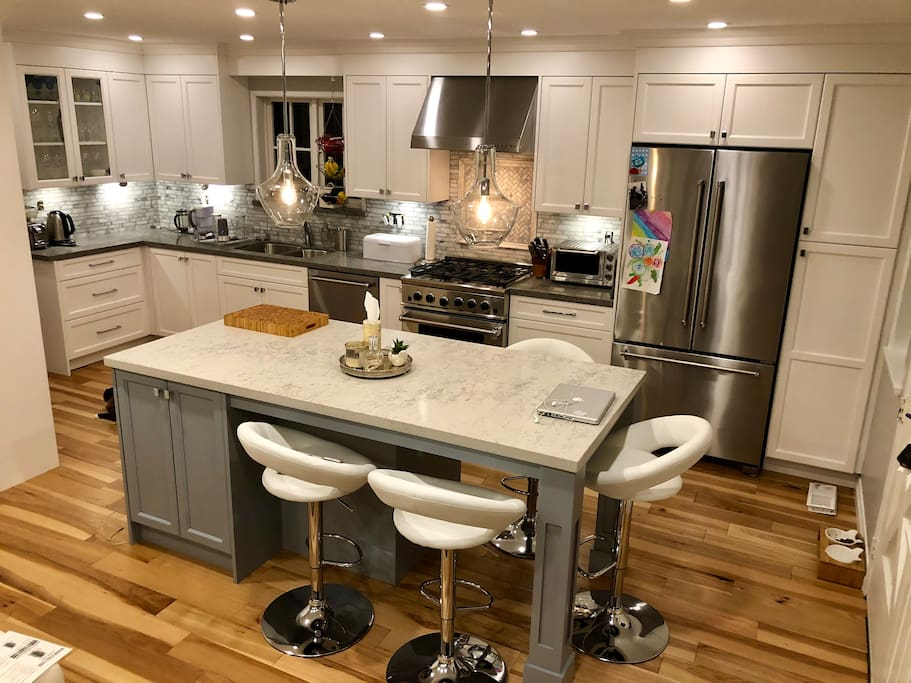 Large Renovated Kitchen