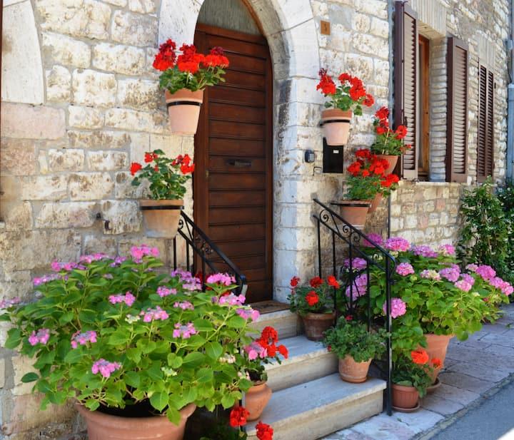 Casa vacanze Assisi_Casa Gentile
