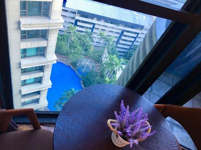Makati Business Suite w/ Balcony Greenbelt Mall