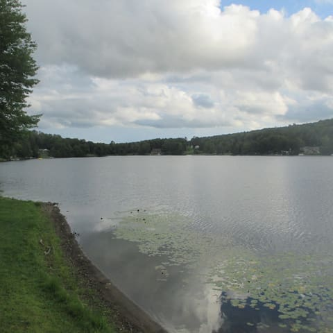 Northeast PA Large Lakefront Property