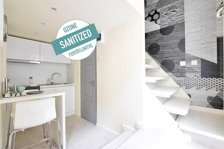 Budget Apartment by Hi5 - The Cutest Studio (111)
