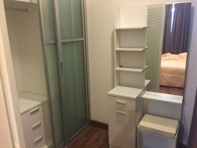 Cosy room with convenient location