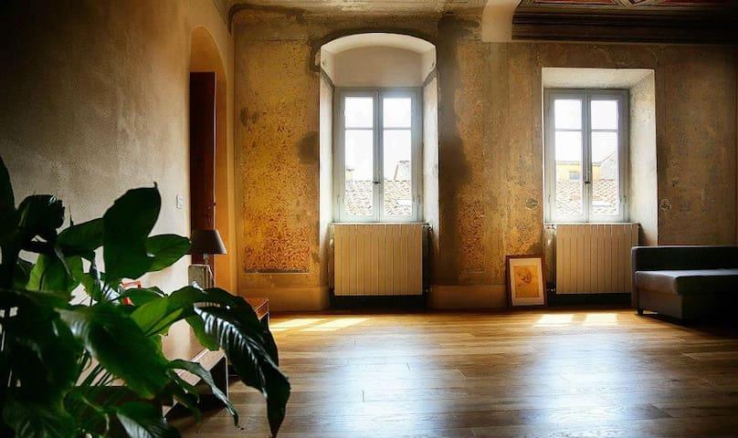 La casa di Michelangelo / Michelangelo's place