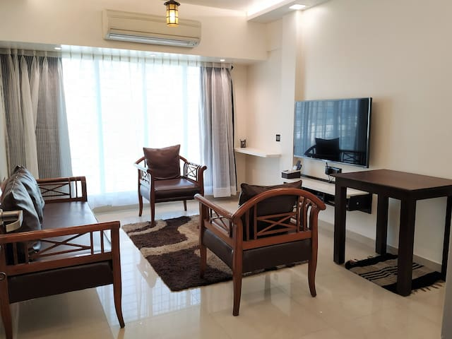1 Bedroom Exclusive Luxurious Apartment in Malad