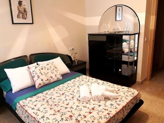 Acogedor y espacioso piso en Silla