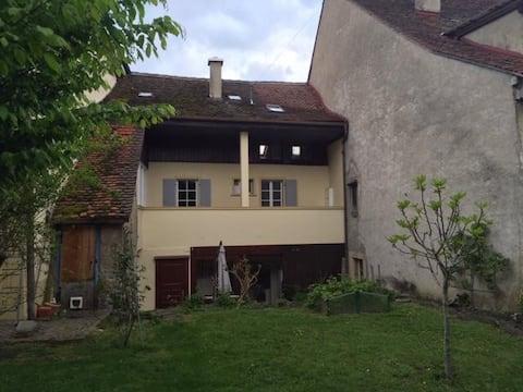 Clos Belin, une petite maison pleine de charme!
