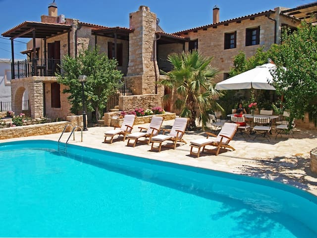 Stone-Villas House