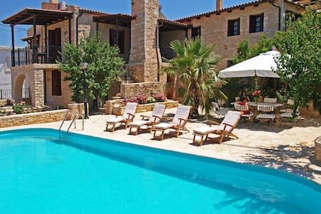 Stone-Villas House - Roumeli