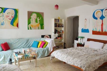 CLARE'S MAGICAL ARTHOUSE - Guardia Sanframondi - Haus