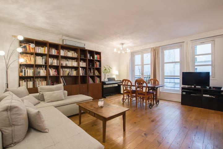 Apartment 2 bedrooms central marais G03671 - Parijs - Appartement