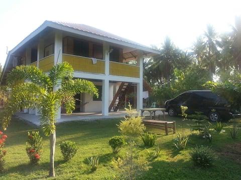 Fan House @Sarmiento Beach House