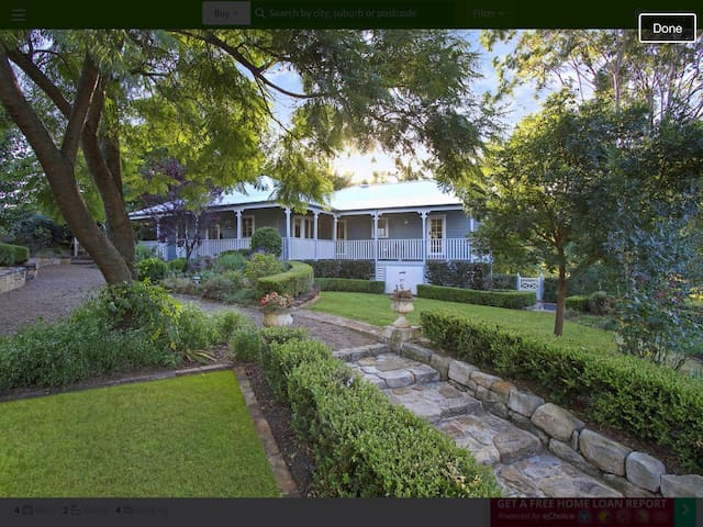Curraweena House - Luxury Short Stay Kurrajong - Kurrajong - Dom